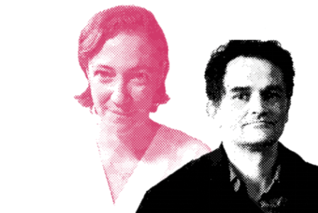 Carolle Mirabello & Christian Fevret