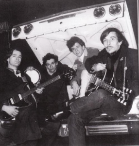 Lou Reed John Cale Tony Conrad Walter De Maria The Primitives 1965